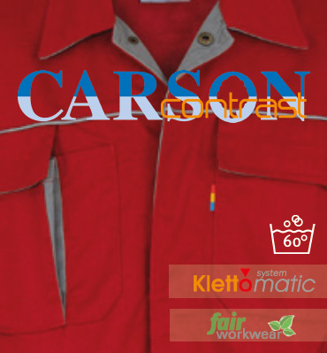 Banner  CARSON Arbeitskleidung